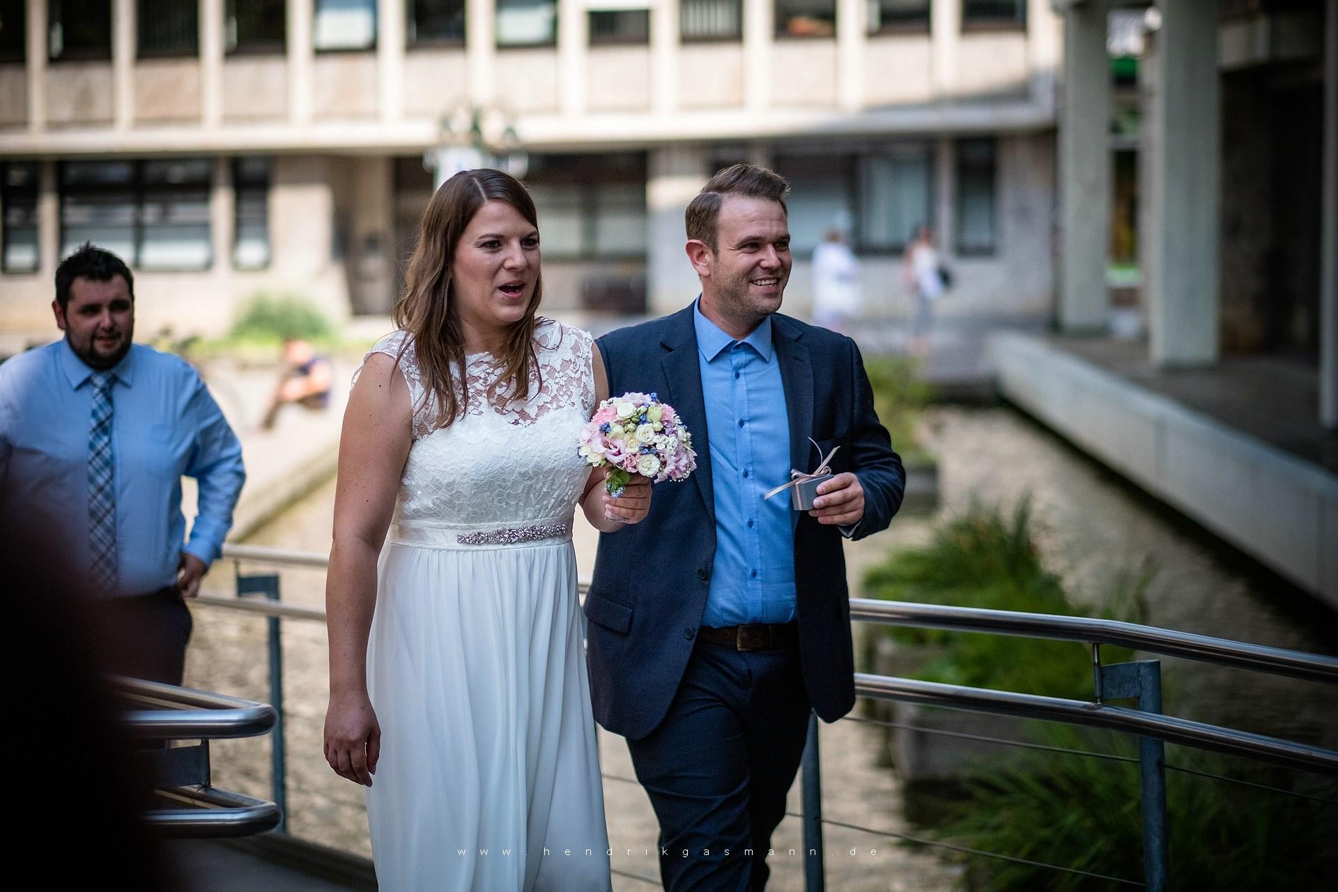 standesamtliche Hochzeit in Reutlingen - Hochzeitsfotograf Dekor